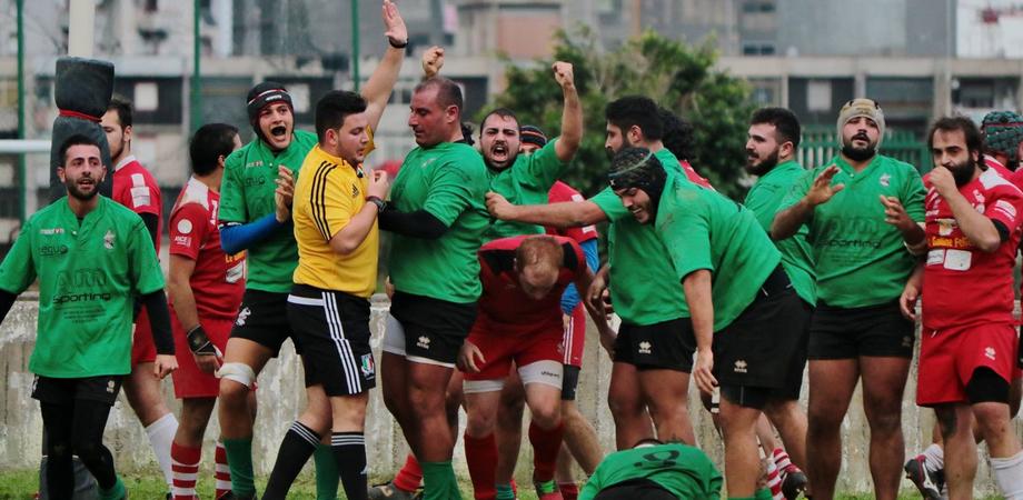 """Nulla ferma la Nissa Rugby. Il capitano Palmeri: """"Abbiamo dimostrato il nostro valore"""""""