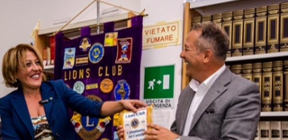 I Grimaldi a Santa Caterina. Il Lions Club presenta il volume di Pippo Nicoletti