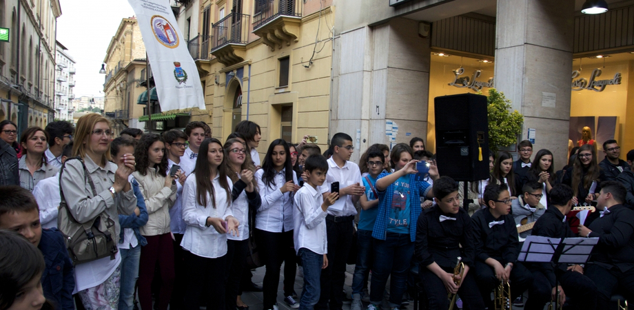 MusicalMuseo, intesa Caltanissetta-Scandicci. Orchestra toscana in visita in città