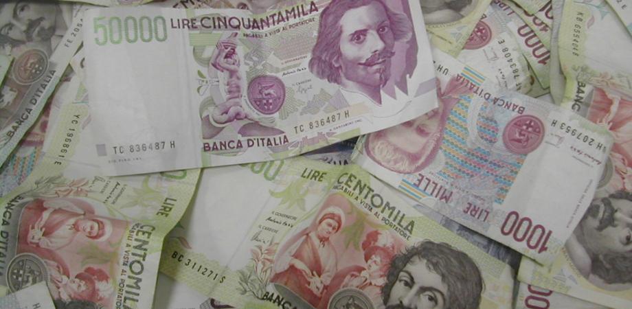 """Vecchie """"lire"""", da oggi è di nuovo possibile convertirle in euro. Entro 3 mesi il cambio allo sportello Bankitalia"""