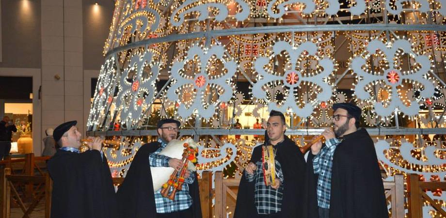 Zampognari di Sicilia, sabato concerto di Natale nella chiesa Sant'Agata
