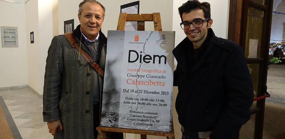 """""""Diem"""", boom di visitatori per la mostra fotografica di Giuseppe Calascibetta"""