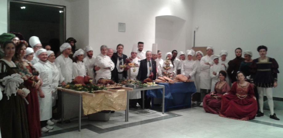 Museo diffuso moncadiano: all'inaugurazione una festa con cibo e costumi d'epoca