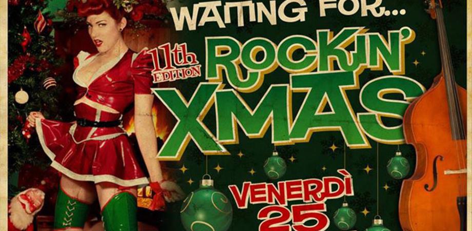 Rockin' Xmas: stasera al Centro Michele Abbate il Natale è in musica
