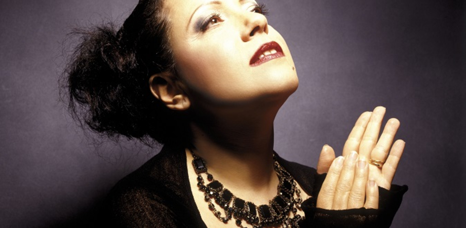 """Giovedì al """"Grande Jazz"""" di Gela la suggestiva voce di Antonella Ruggiero"""