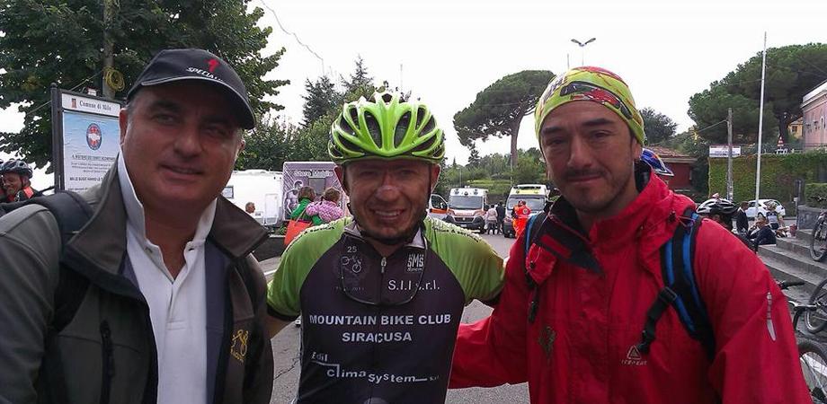 Il nisseno Francesco Augello trionfa alla Coppa Sicilia di mountain bike specialità Gran Fondo/Marathon