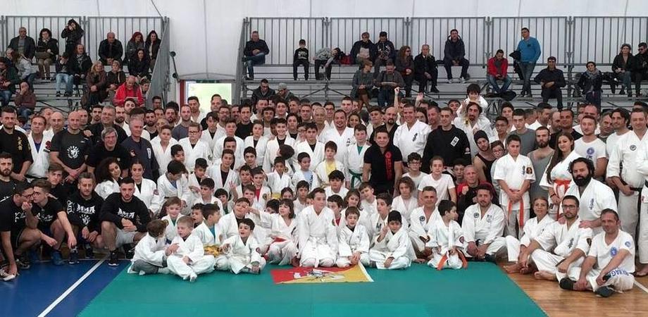 Unione siciliana arti marziali: successo per il primo seminario regionale