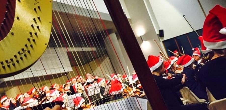 Concerti e novene a Caltanissetta, il calendario degli eventi musicali promossi dal Comune