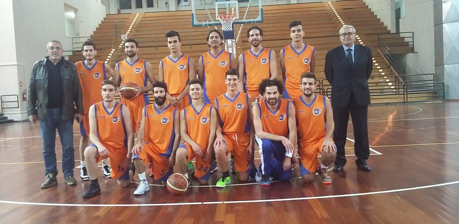 Cusn Caltanissetta battuto in casa per due punti dal Basket club Ragusa