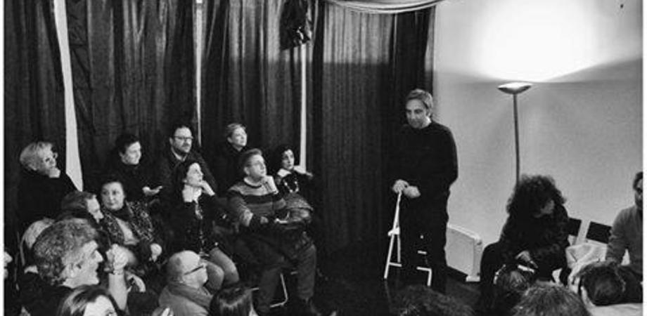 """Teatro. Alla """"Stanza dello scirocco"""" venerdì e sabato due piéce di Christian Di Domenico"""