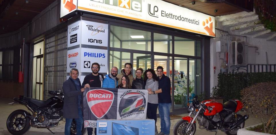 Ducati Club Caltanissetta, aggiudicati i premi della lotteria