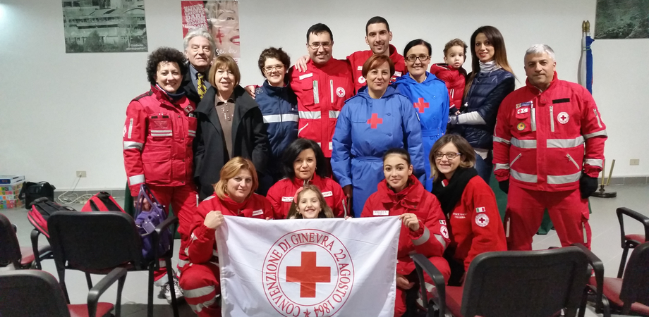 La Croce Rossa apre a Serradifalco. Al via i corsi di reclutamento per volontari