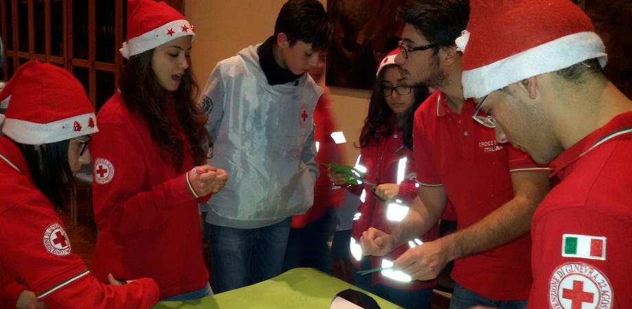 Domenica la Croce Rossa consegna i giocattoli ai bambini della Parrocchia San Giuseppe
