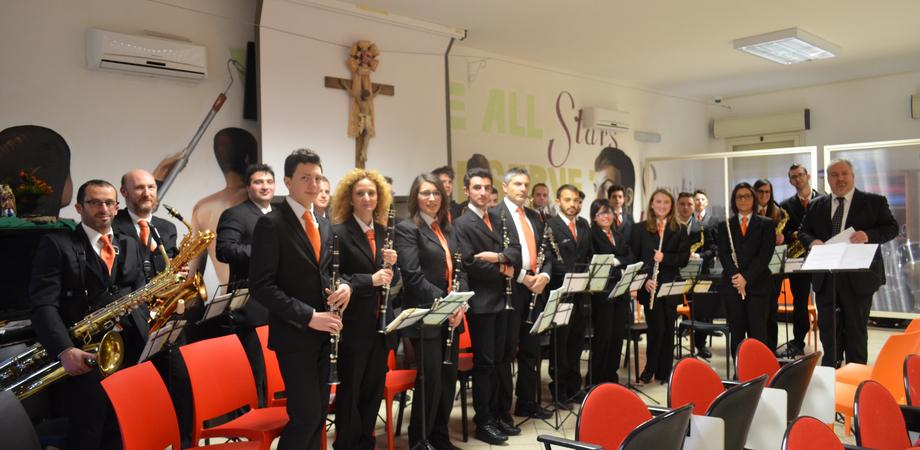 """""""Sicilia in Musica"""", concerto all'Istituto Minorile. Il linguaggio delle note spiegato ai ragazzi"""