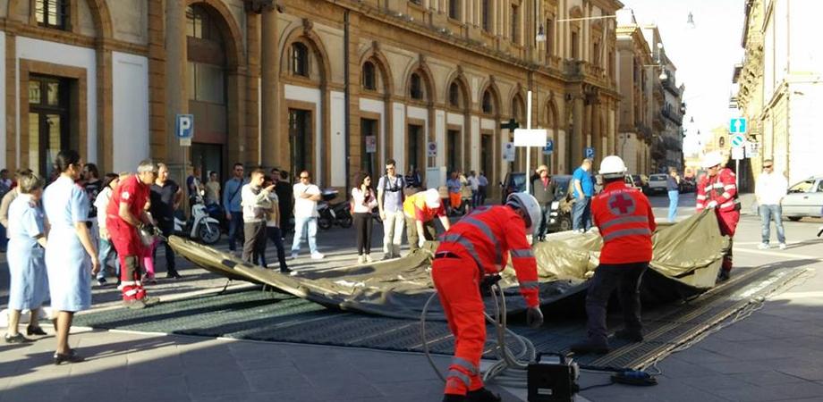Aperte alla Croce Rossa nissena le iscrizioni per il corso di operatori di emergenza