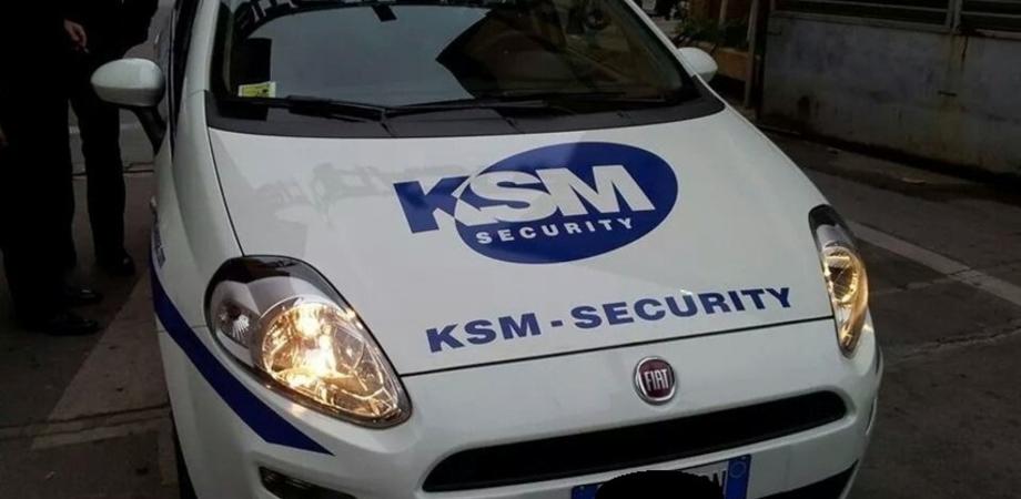 San Cataldo. Metronotte Ksm mette in fuga i ladri, titolare di un'azienda ringrazia con targa d'elogio