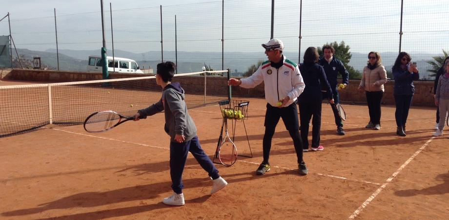 """""""Tennis anch'io"""": riparte il progetto per gli studenti diversamente abili"""