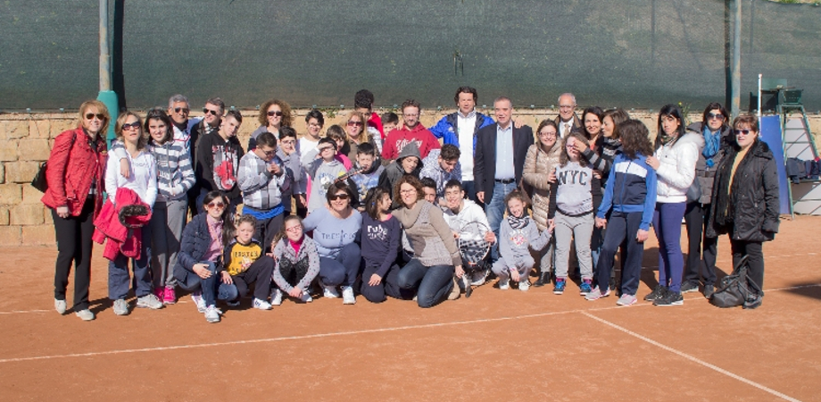 Un torneo di tennis in carrozzina: l'idea del Tc di Caltanissetta in favore dei diversabili