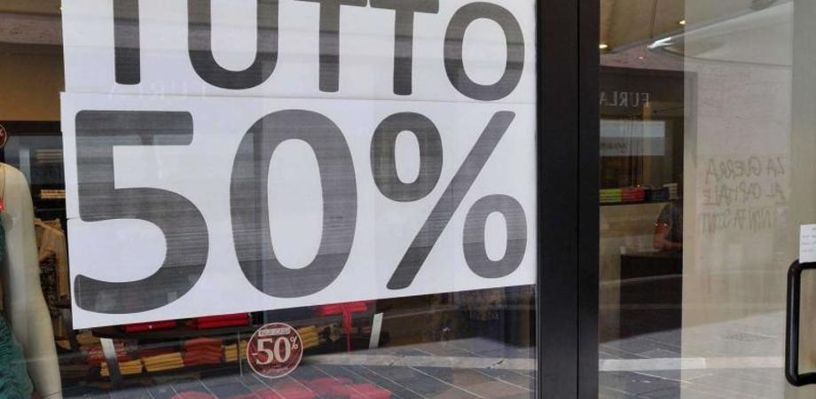 In Sicilia i saldi non decollano: nella prima settimana incassi dimezzati rispetto al 2020