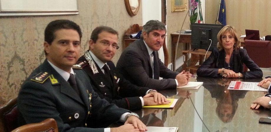 """Antiracket a Caltanissetta, siglato protocollo tra associazioni in Prefettura. """"Più aiuti a chi denuncia"""""""
