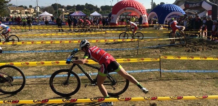 Trinacria, oltre 200 atleti a Caltanissetta per la gara di ciclocross. Successo di pubblico per la prima edizione