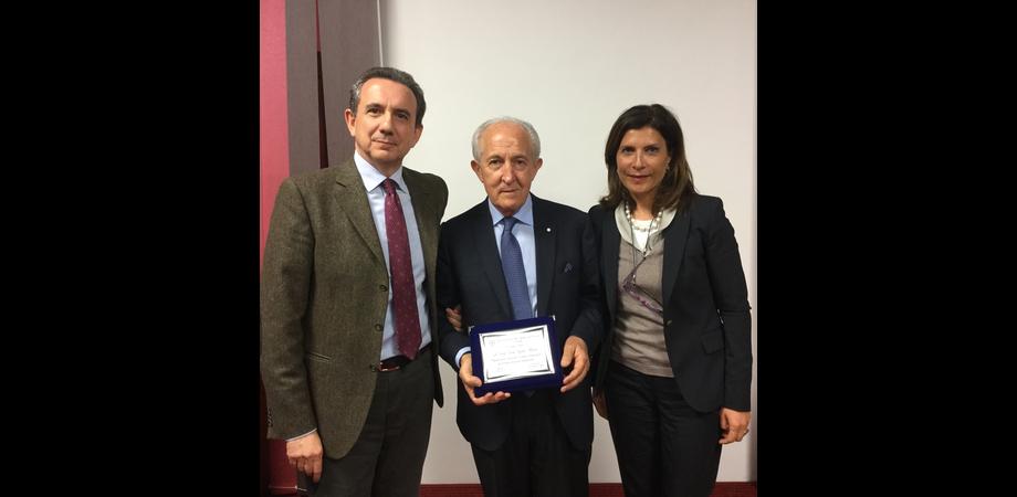 """""""Orgoglio nisseno nel mondo"""": l'Ordine dei Medici iscrive ad honorem il neurochirurgo Giulio Maira"""