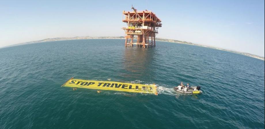 Via libera alle trivelle nel Nisseno. L'Eni estrarrà gas dai fondali marini nel Golfo di Gela