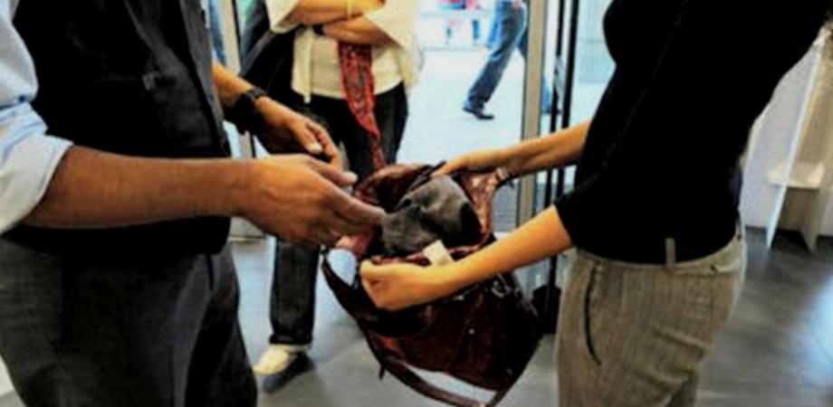 Caltanissetta. Rubano shampoo e deodoranti dagli scaffali: due ragazze denunciate dalla Polizia