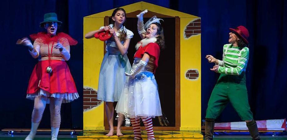 """Il mago di Oz al """"Margherita"""". Domenica 3 aprile lo spettacolo per i bambini"""
