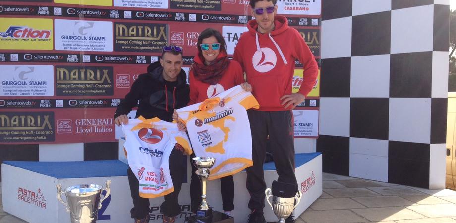 Mountain Bike. Marathon del Salento, Farnisi e Andolina sugli scudi