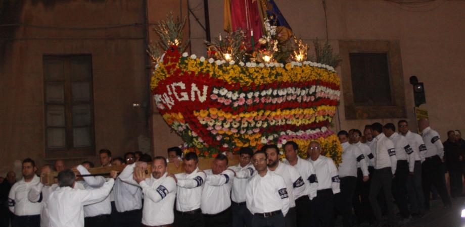 Domenica delle Palme, esce Gesù Nazareno. Dalle 16 la processione in centro