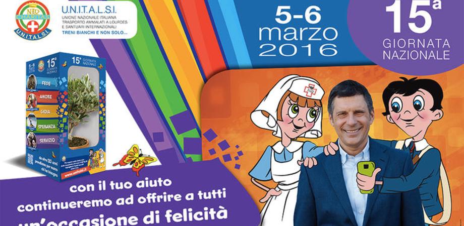 Giornata nazionale Unitalsi a Caltanissetta e San Cataldo. Nel weekend le piante d'ulivo per la pace