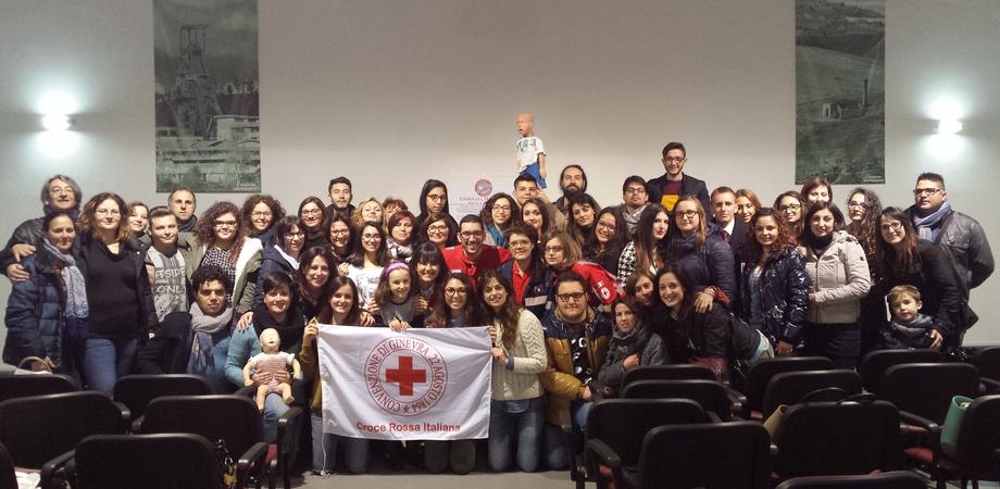 """""""In prima linea per aiutare chi ha bisogno"""". La Cri di Serradifalco arruola 47 neo volontari"""