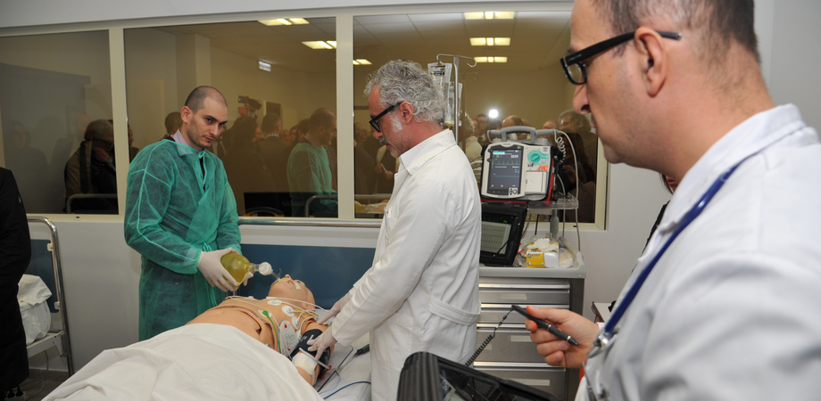 Migliorare l'assistenza sanitaria in Sicilia. Vertice programmatico al Cefpas sugli interventi formativi