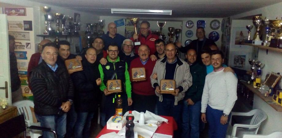 Vespa Club Caltanissetta. Premiati i piloti distintisi al campionato regionale