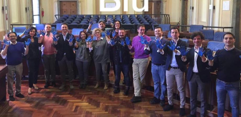 """""""Coloriamoci di blu"""". Iniziative a Caltanissetta per la Giornata mondiale dell'autismo"""