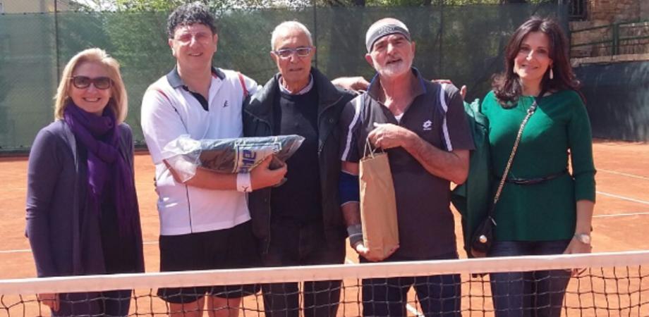 """Tennis Club Caltanissetta. Torneo conviviale """"Cacio e Pepe"""", Salvatore Ficarra sul podio"""