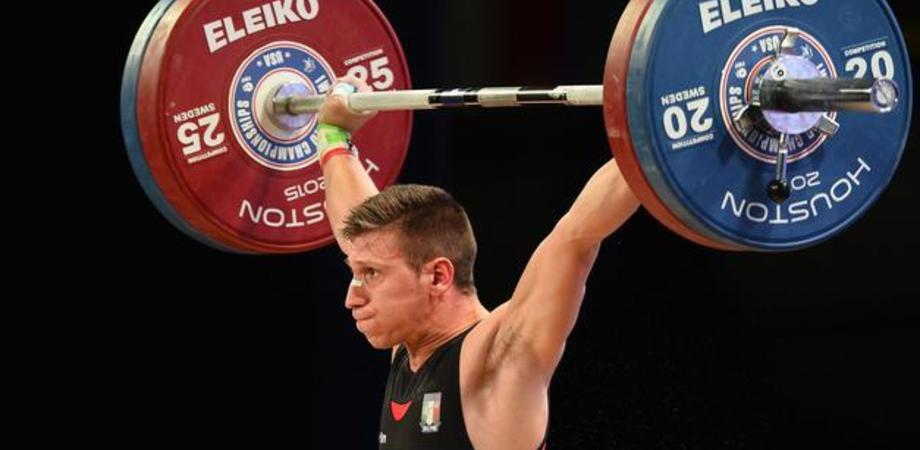 Pesi, Mirco Scarantino campione d'Europa: oro nei 56 kg. Argento per Pagliaro nei 48 kg