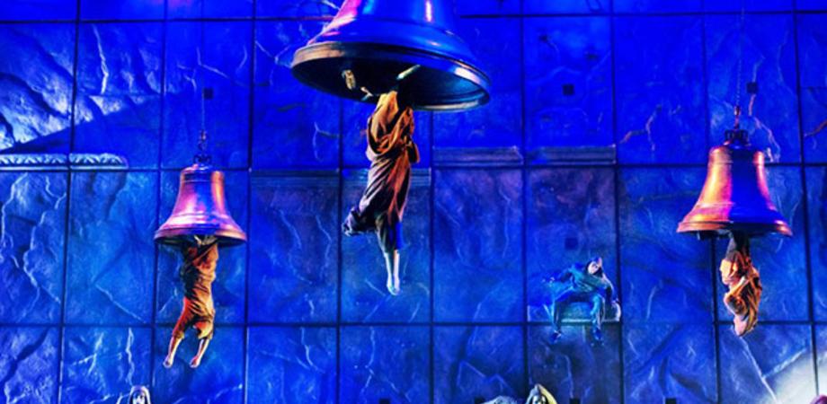 """Le campane a Notre Dame"". Venerdì 22 aprile al Margherita il musical di beneficenza"