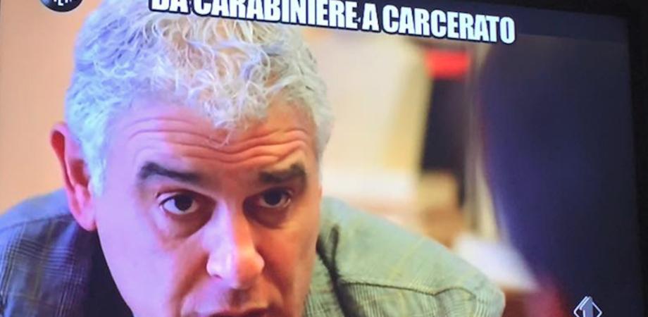 """Da carabiniere a carcerato. L'odissea giudiziaria del maresciallo di Caltanissetta a """"Le Iene"""""""