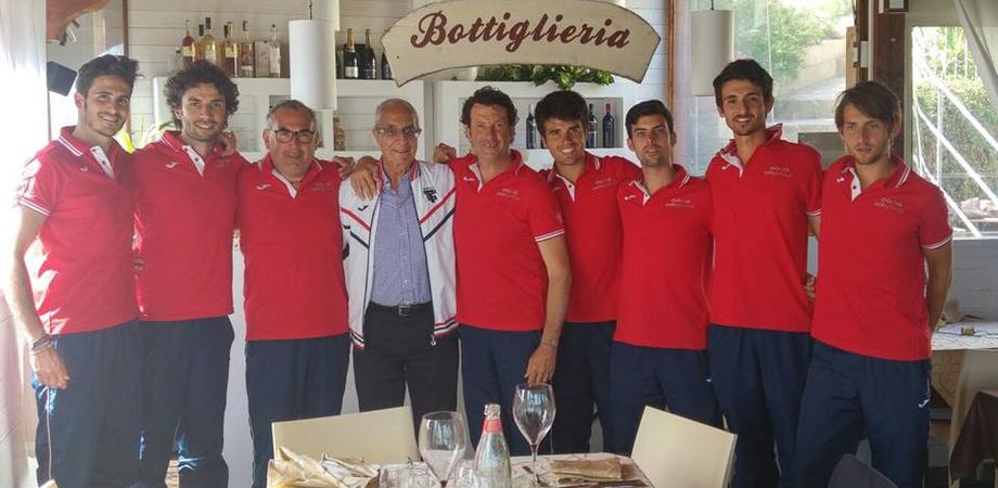 Tennisti nisseni vittoriosi a Palermo. Secondo successo per il team di Cobisi