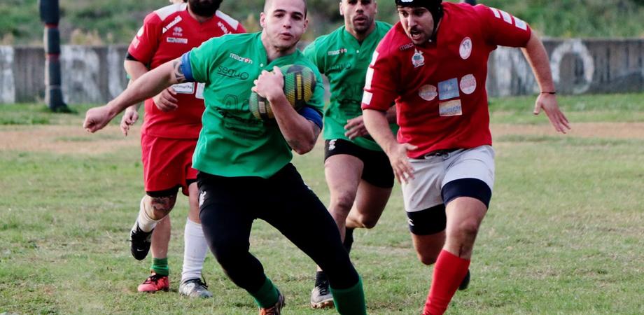 Rugby. La Nissa vince in Puglia e resta in cima alla classifica