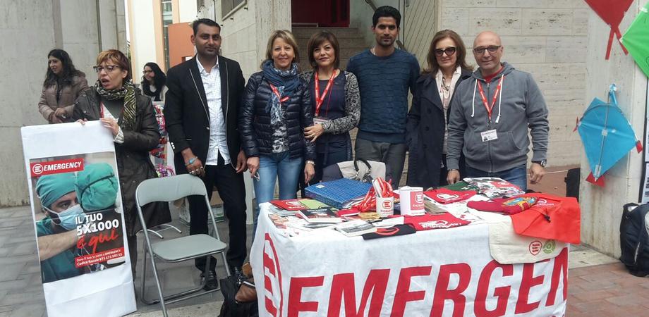 """Pace e diritti, venerdì Emergency alla Festa dei Popoli nella scuola """"Angeli"""""""