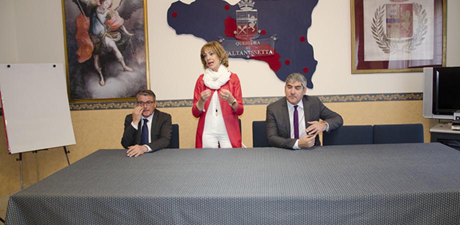 """Sicurezza a Caltanissetta, il prefetto di Caltanissetta elogia la Polizia. """"Ottimi risultati nella tutela dei cittadini"""""""
