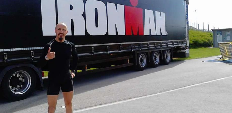 Ironman, nuova sfida del nisseno Maurilio Usai. Trionfo in Austria, prossima meta in Norvegia