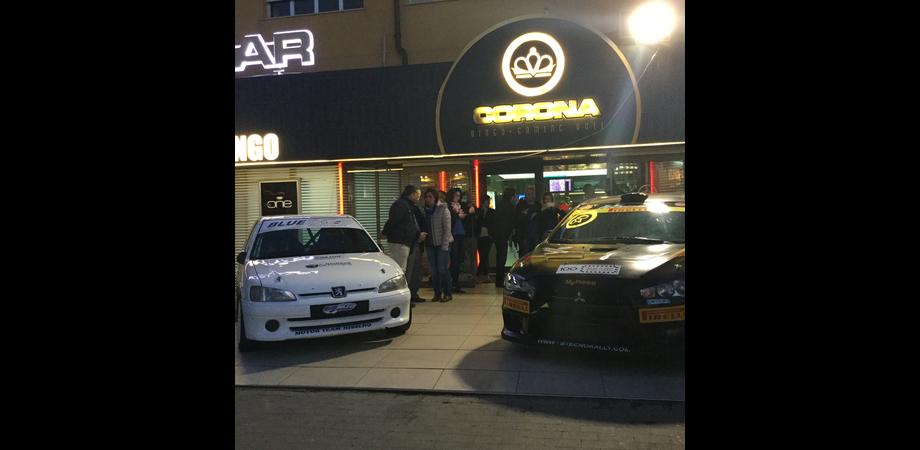 """Corona corre per la """"Targa Florio"""". Presentati gli equipaggi della storica gara"""