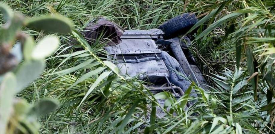 Incidente sulla A19, auto precipita dal viadotto: muore pensionato di Resuttano