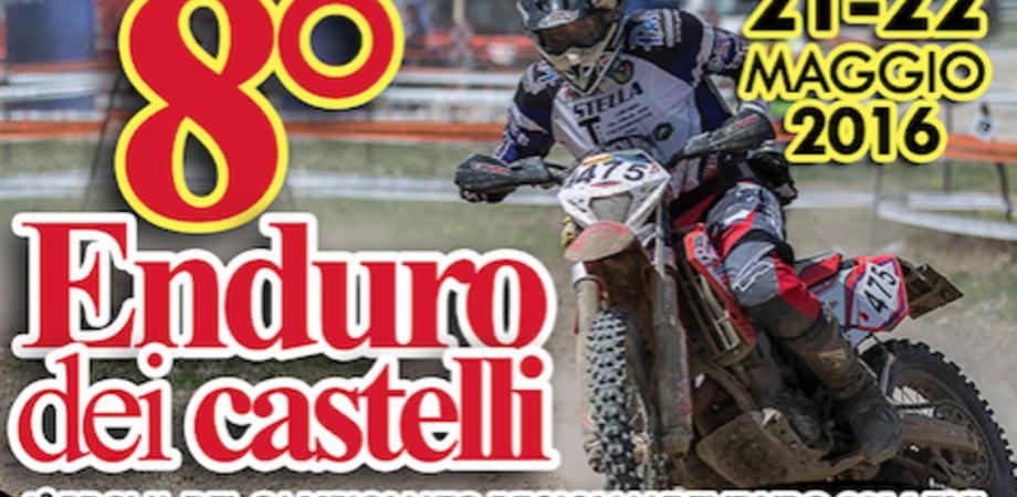 """Enduro dei Castelli, sabato le prove al """"Tomaselli"""". Domenica attesi centinaia di piloti"""