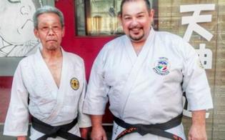 Maestri di Jitsu giapponese in raduno a Caltanissetta. Stage per scoprire le antiche arti marziali