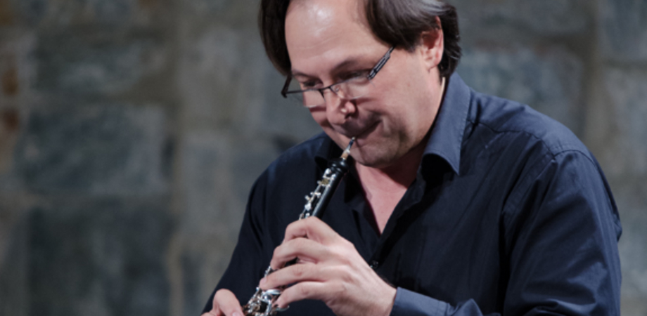 "Concerti. L'oboista Capezzali mercoledì ospite al ""Bellini"" per una masterclass"